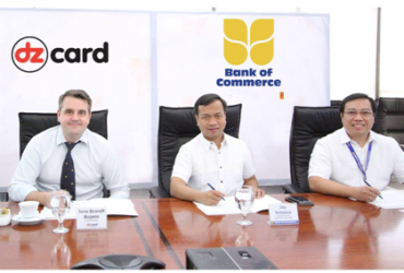 Bank of Commerce forges strong partnership with DZ Card
