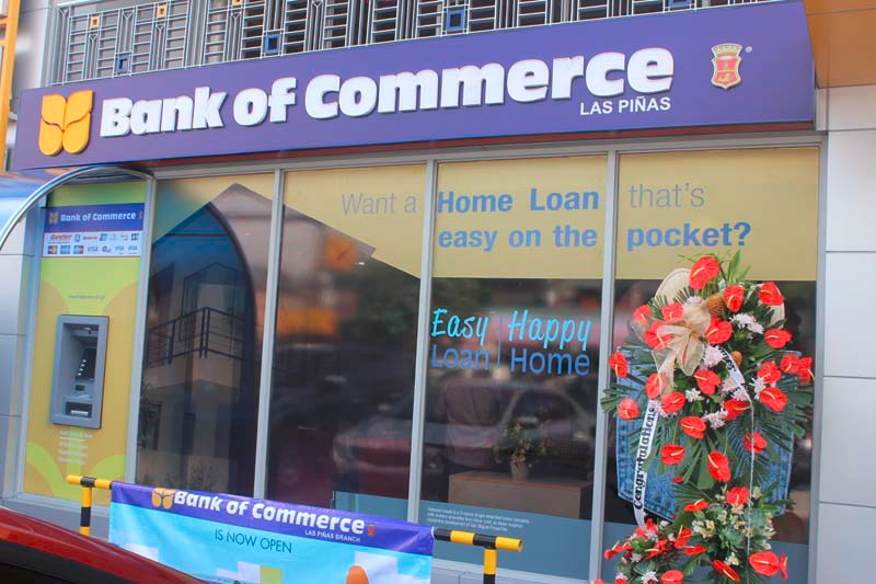 Bank of Commerce Las Pinas Branch Opens in its New Location