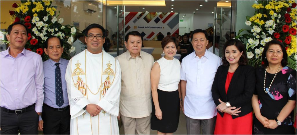 Bank of Commerce opens 132nd branch in Pampanga, targets retail and commercial outlets