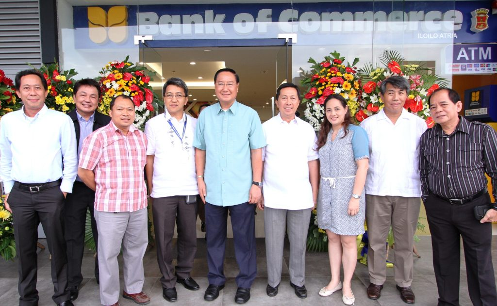 Press Release: Bank of Commerce opens three new Visayas branches