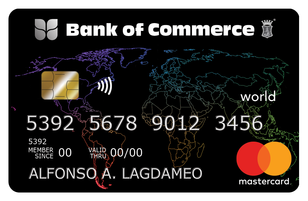 Bank of Commerce Credit Card