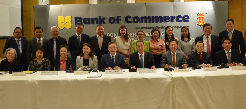 Bank of Commerce 2019 Annual Stockholders Meeting