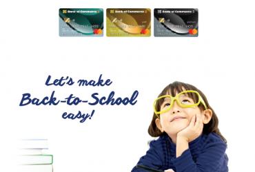 Back to School Installment Plus Promo