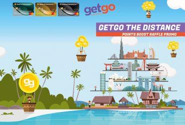 GetGo The Distance Promo