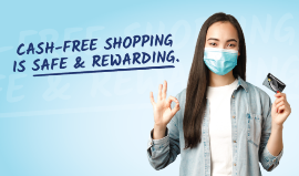 Free eGC Promo with Robinsons Department Store and Other Shops