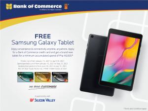 Free Samsung Tablet Promo 1